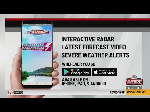 Eyewitness Weather Webcast 3.30.20 6AM