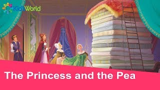 The Princess and the Pea By Hans Christian Andersen, Fairy Tales for Kids