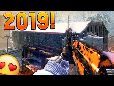 Black Ops 1 in 2019.... 9 Years later