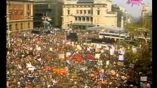 Maja Nikolic - Varali me svi/ Ako verujes - (LIVE) - Beograd, bombardovanje - (TV Pink 1999)