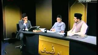 The meaning of the word توفى used for Jesus as in the Holy Qur'an persented by khalid Qadiani