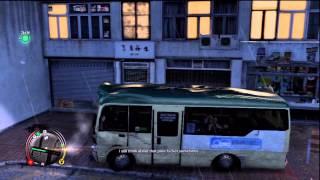 Sleeping Dogs [HD] Mini Bus Racket Playthrough