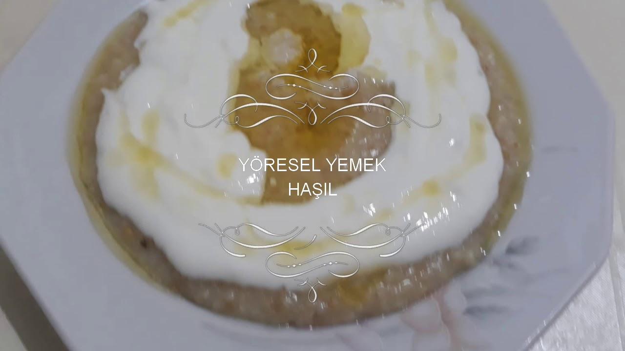 HAŞIL (kars yöresi) TARİFİ / YÖRESEL YEMEK / ÇOK KOLAY TARİFLER