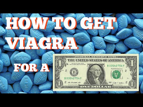 How to Get Viagra for $1