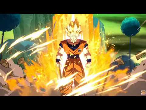 DragonBall FighterZ Trap Theme [ Videogame Sampled Ish ] Ben Webb\\ @DMaestroNetwork