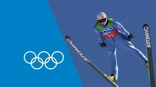 How To Be A Ski Jumper - Sarah Hendrickson   Faster Higher Stronger