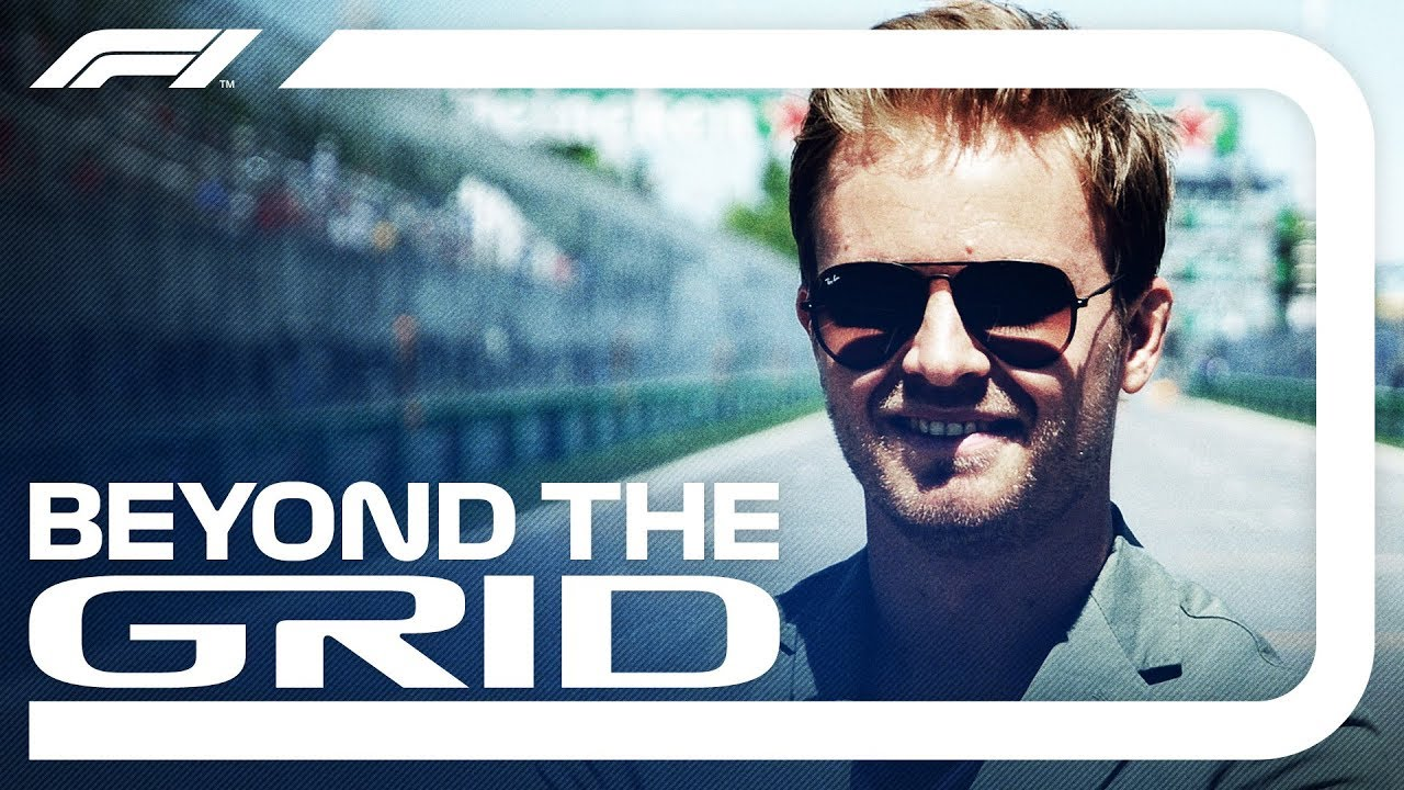 Nico Rosberg Interview | Beyond The Grid | Official F1 Podcast