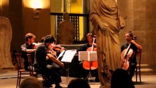 F Schubert String Quintet in C major 3. Scherzo. Presto - Trio. Andante Sostenuto
