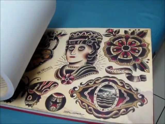 spider murphy's tattoo flash pdf