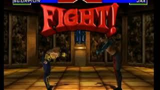 N64 Mortal Kombat 4 Scorpion Reversed (cheat edition)