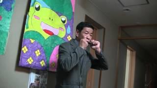平成27年11月18日 グループホーム長寿の郷にて.