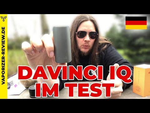 Davinci IQ Vaporizer im Test/Review *DEUTSCH*