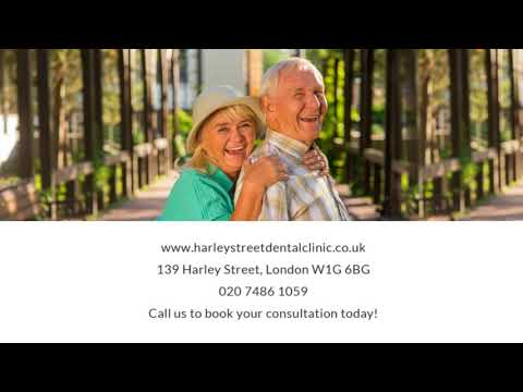 Helping your dental implants from Harley Street to heal