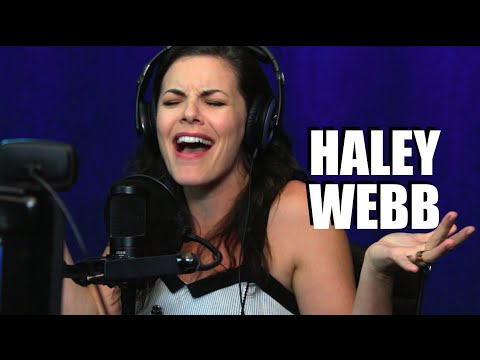 Haley Webb Can't Stop Making Us Laugh!