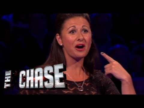 Bradley Makes Fun Of Hayley Tamaddon's Nose  The Chase