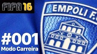 #001 - Começa o MODO CARREIRA no FIFA16 com Barbudo Veludo e Nico Megale [PS4 - 60fps]