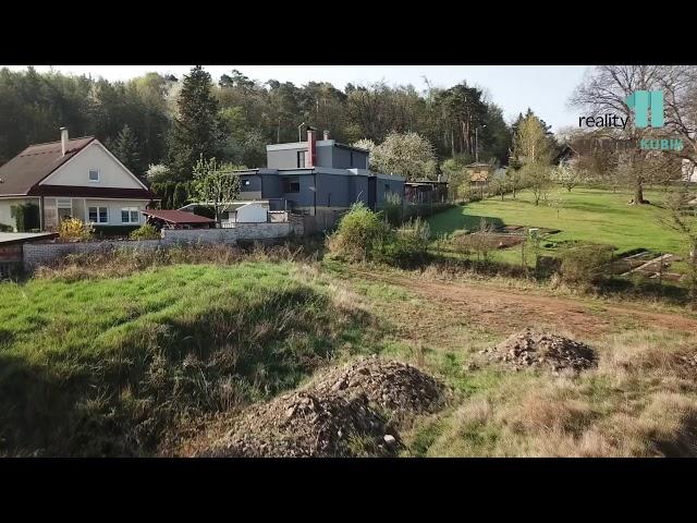 Videoprohlídka pozemek Zbraslav