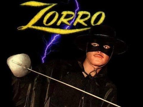 Zorro Disney - Abertura