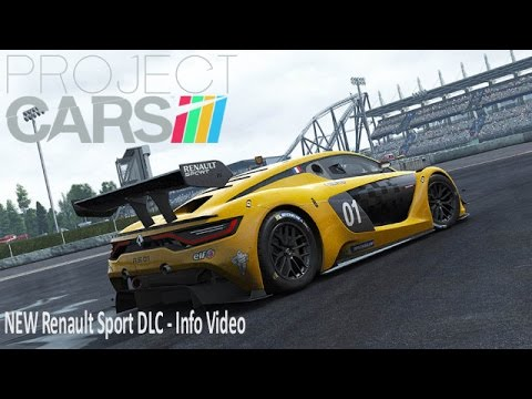 High Quality Project CARS   NEW Renault Sport Car Pack | Info Video