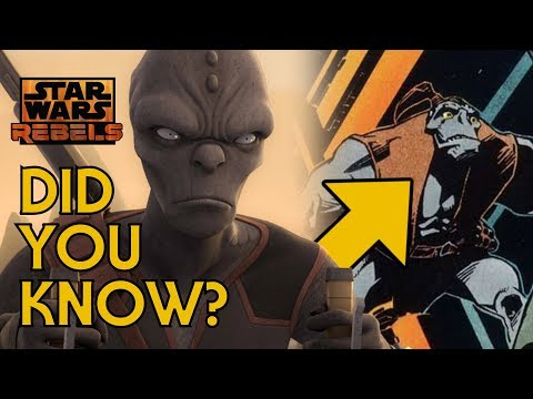 Did You Know: Star Wars Rebels Season 4 - Easter Eggs, Inspirations, Trivia, and More!
