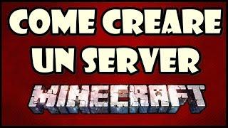 Come creare un server minecraft Episodio 1 #minecraft italia