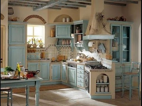 Ideas para decorar tu casa 10 bonitas cocinas de estilo for Ideas lindas para decorar la casa