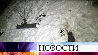 В центре Донецка неизвестные из гранатомета открыли огонь по зданию Минобороны.