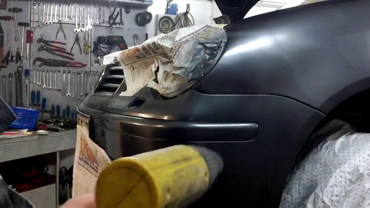 spot repair unfallschaden beseitigen auto anlackieren. Black Bedroom Furniture Sets. Home Design Ideas