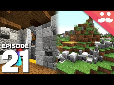 Hermitcraft 5: Episode 21 - MOVING OUT!