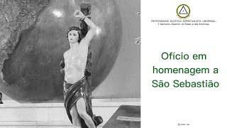 Ofício Solene em homenagem a São Sebastião