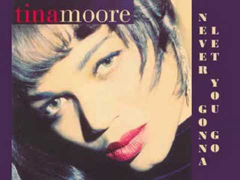 Tina Moore - Never Gonna Let You Go 1995 (album Version)