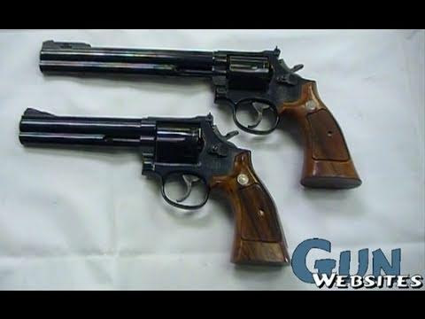 S&W Model 586 Compare