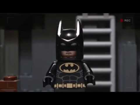 Lego Batman Ice Bucket Challenge