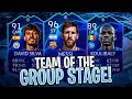 TEAM OF THE GROUP STAGE PREDICTIONS & TRADING TIPS! FIFA 19 Ultimate Team