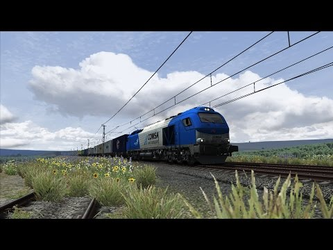 Train Simulator 2017 | Euro4000 (335) | Craftal_34
