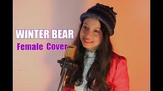 BTS V- Winter Bear  Female Cover