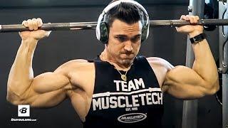 Crazy Shoulder Pump Workout   Abel Albonetti