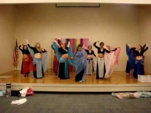 Funny Belly Dancing Video