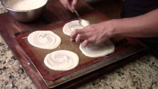 How To Make GIANT FORTUNE COOKIE 2013(1/2)