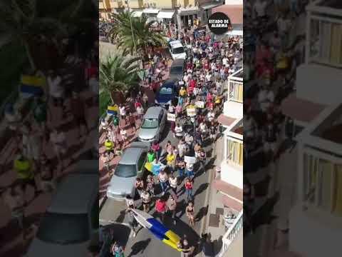 ?¡ BASTA YA ! Así EXPLOTA Canarias contra la INMIGRACIÓN IRREGULAR ?