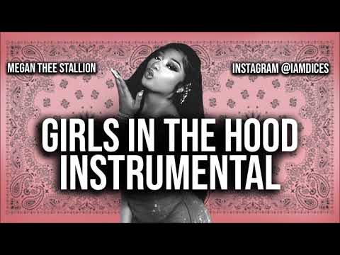 "Megan Thee Stallion ""Girls In The Hood"" Instrumental Prod. by Dices *FREE DL*"