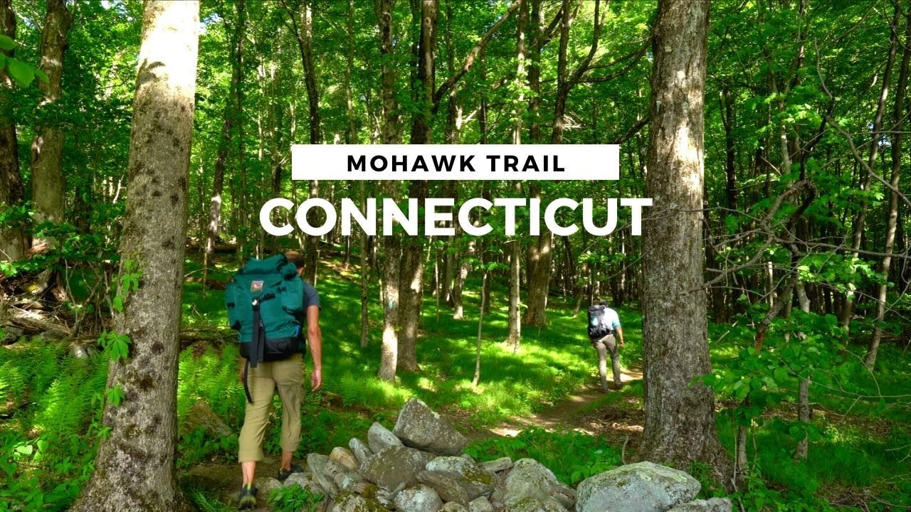 Hiking 20km Mohawk Trail on the Connecticut Blue Blazed Trail System