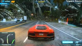Need for Speed Most Wanted PC Gameplay - Lamborghini