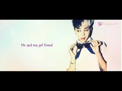 G-Dragon - R.O.D (Feat. Lydia Paek) Eng/Romanization Subs
