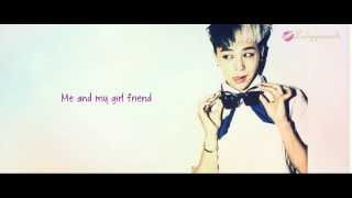 Repeat youtube video G-Dragon - R.O.D (Feat. Lydia Paek) Eng/Romanization Subs