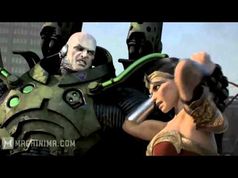 Justice League New 2012 Animated Movie Trailer [HD].mp4