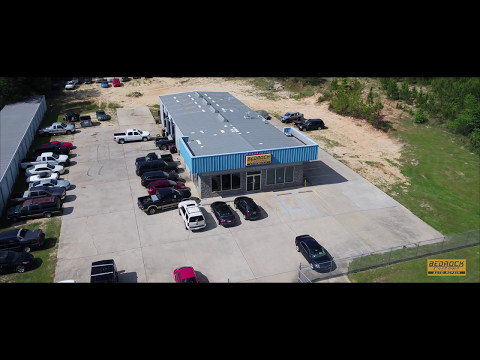 Bedrock Customs Auto Repair Hattiesburg MS Promo Video