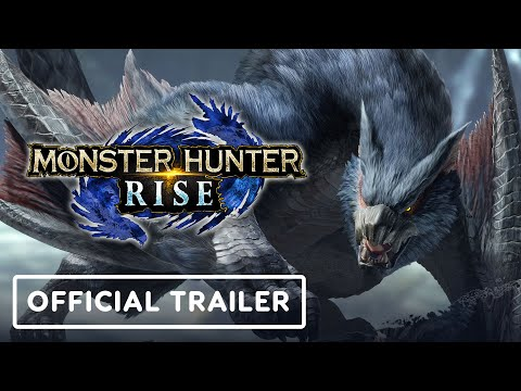Monster Hunter: Rise - Official Trailer