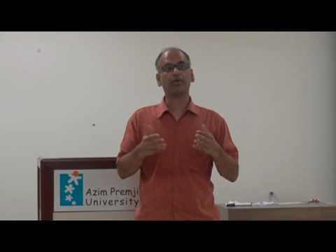 """"""" How would Mahatma Gandhi teach Politics? """" by Nigam Nuggehalli."""