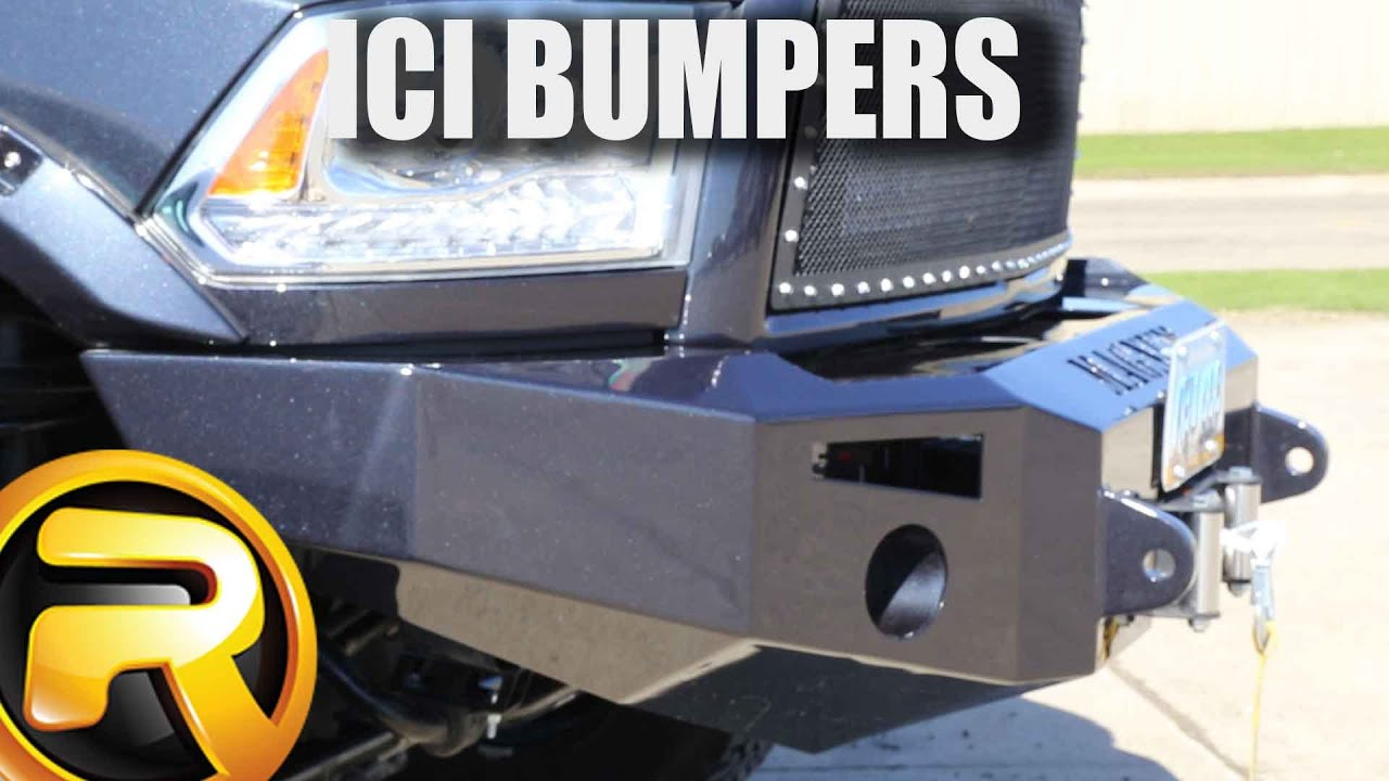 Ici Magnum Front And Rear Bumpers Fast Facts Youtube